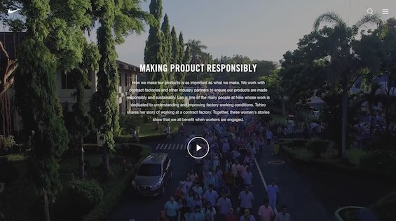 Nike Video Featuring Lea