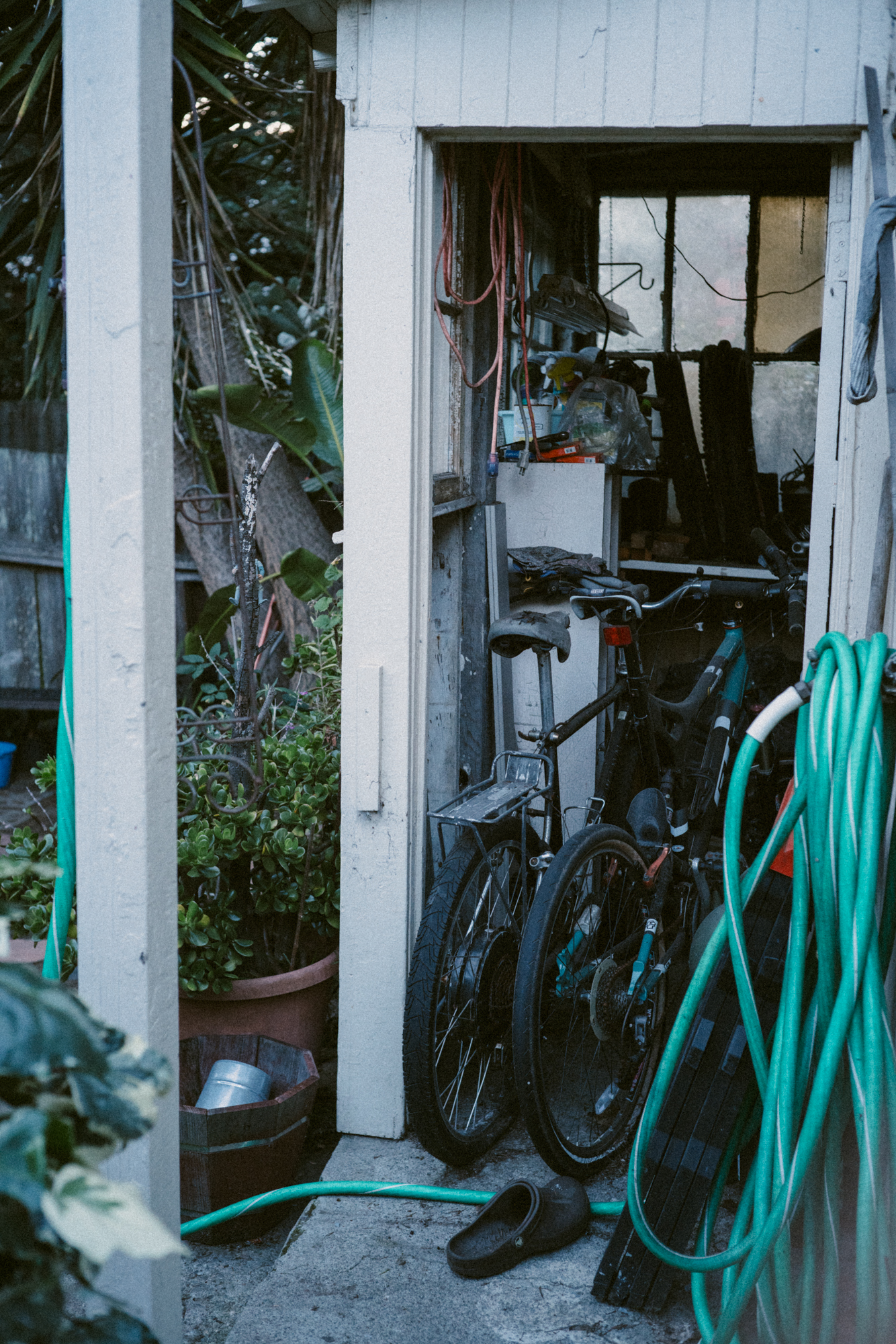 Page Street, San Francisco, California