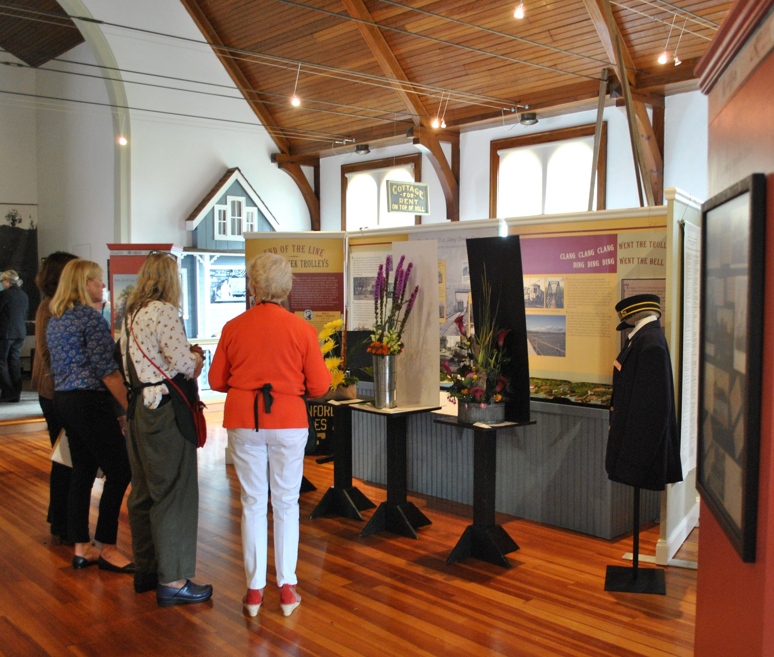 Stony Creek Museum Display