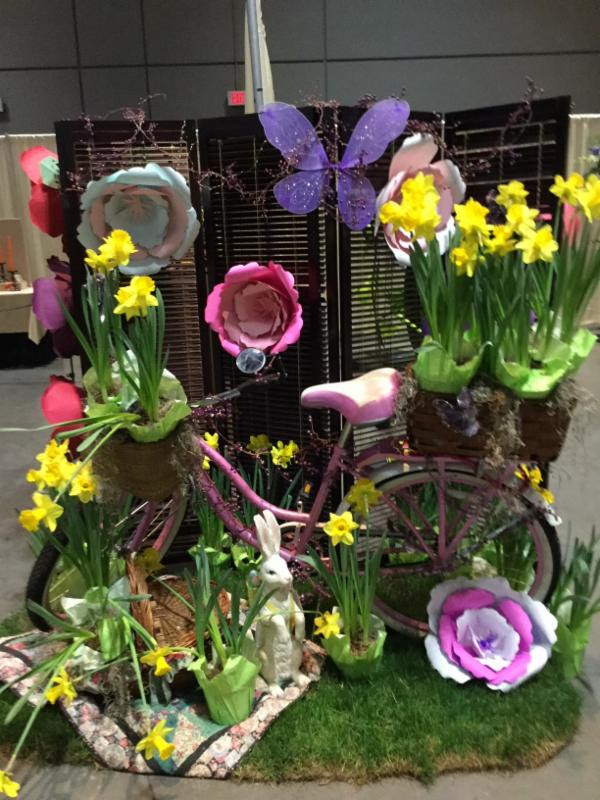 CT Flower Show, Staging by Paula Inglese.