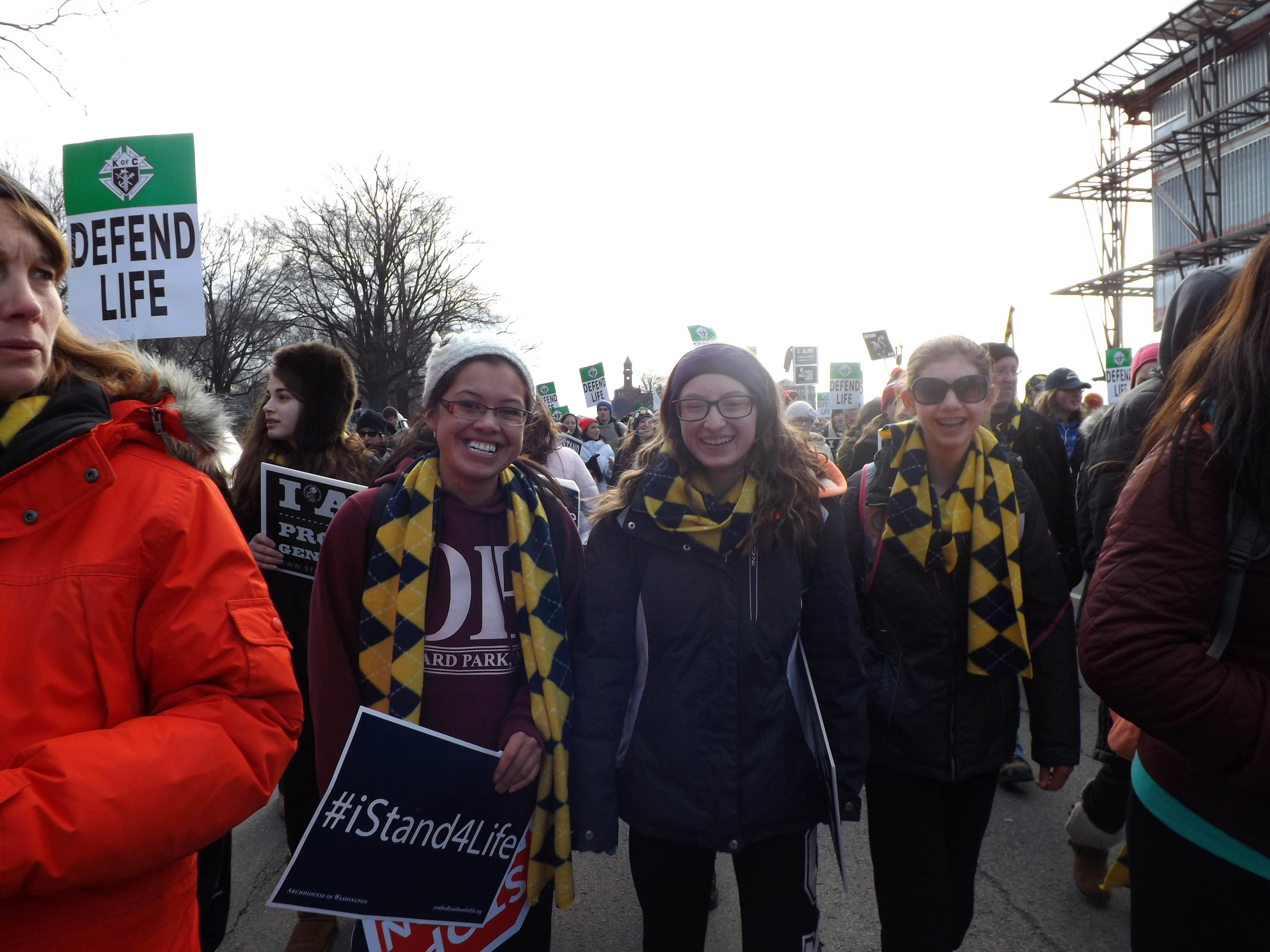 March for Life - Chesterton