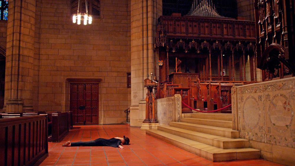True Light . September 1 - December 1, 2012. New York, London, Assisi. Photo: David Bourla.