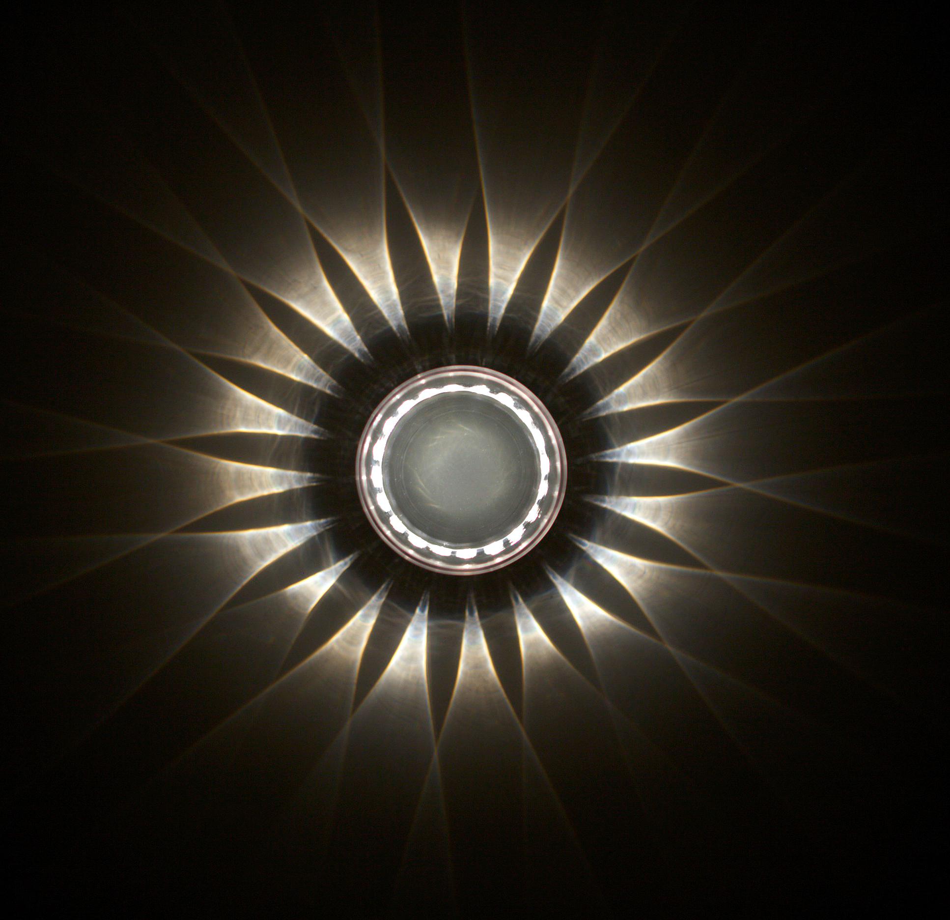 The Eye is a Vessel of Light, 2014