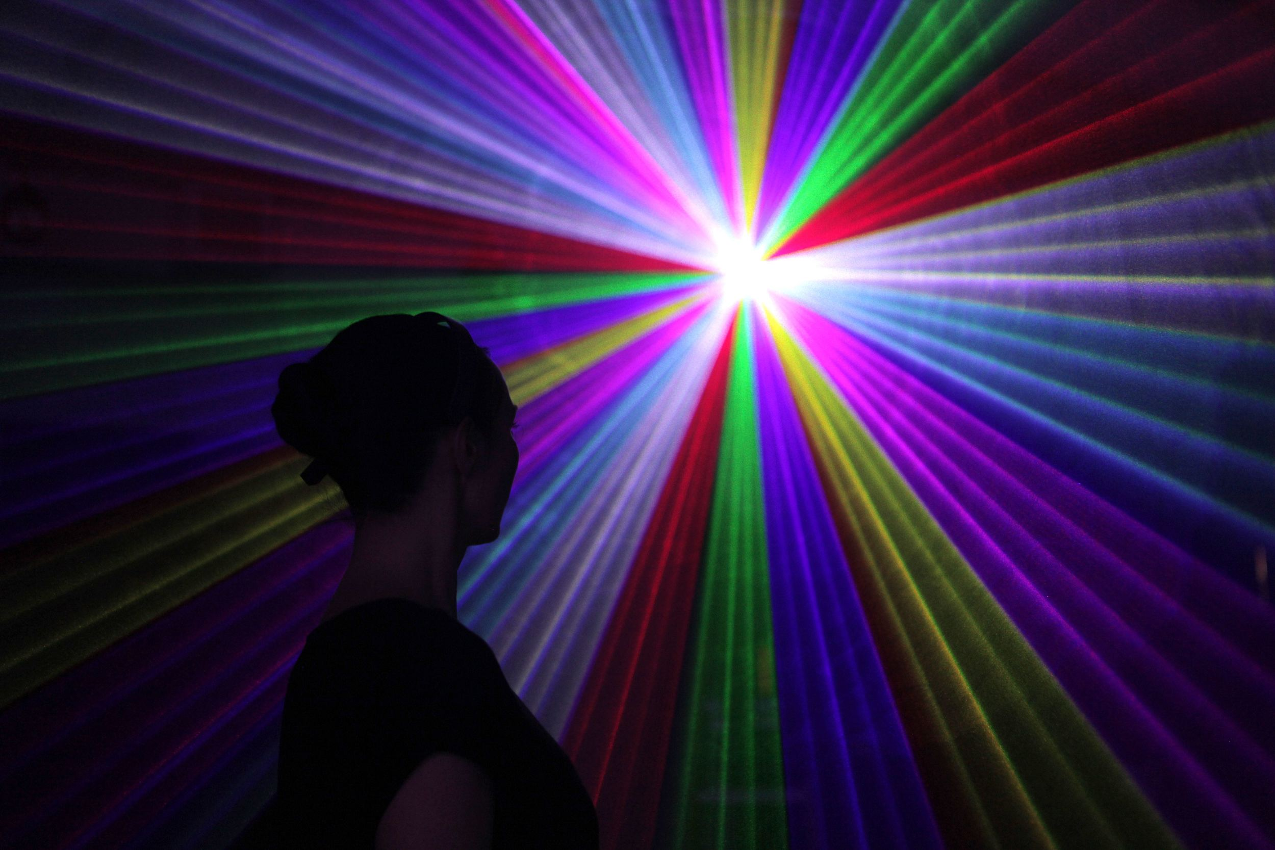 The Octave of Visible Light: A Meditation Nightclub
