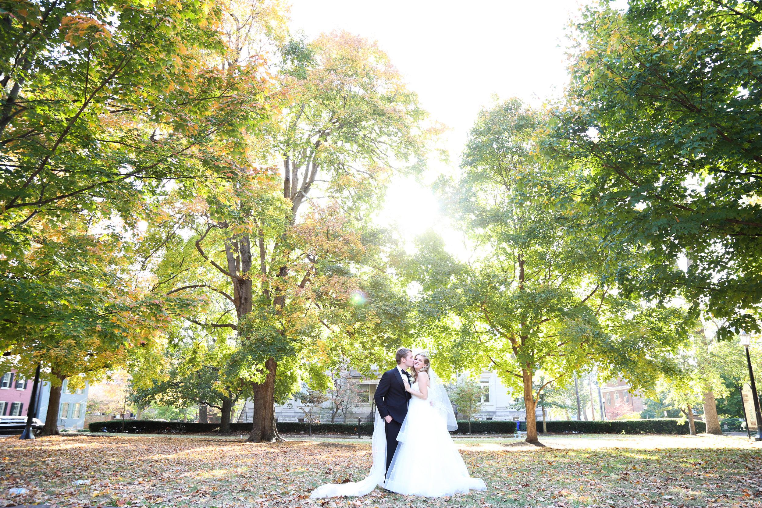 GILLIAN + BRIAN - LEXINGTON WEDDING PHOTOGRAPHY