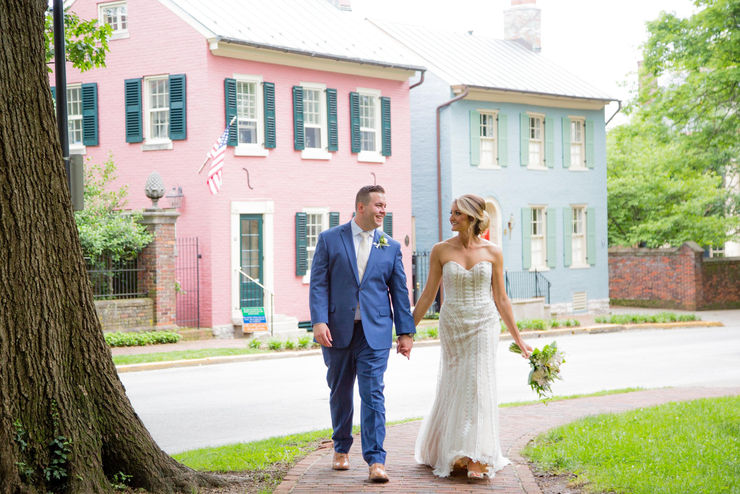 LAUREN + PAUL - LEXINGTON WEDDING PHOTOGRAPHY