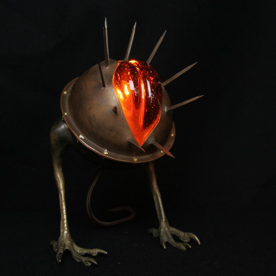 Copper V Monster