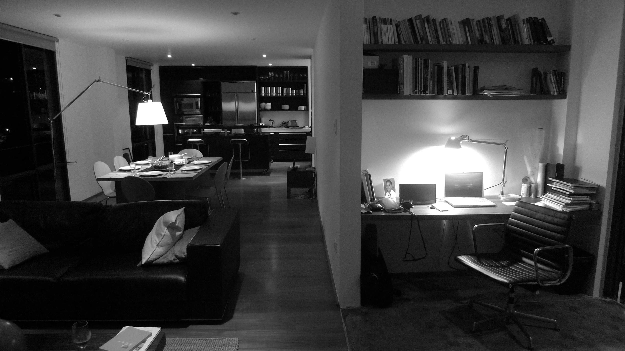 living/study