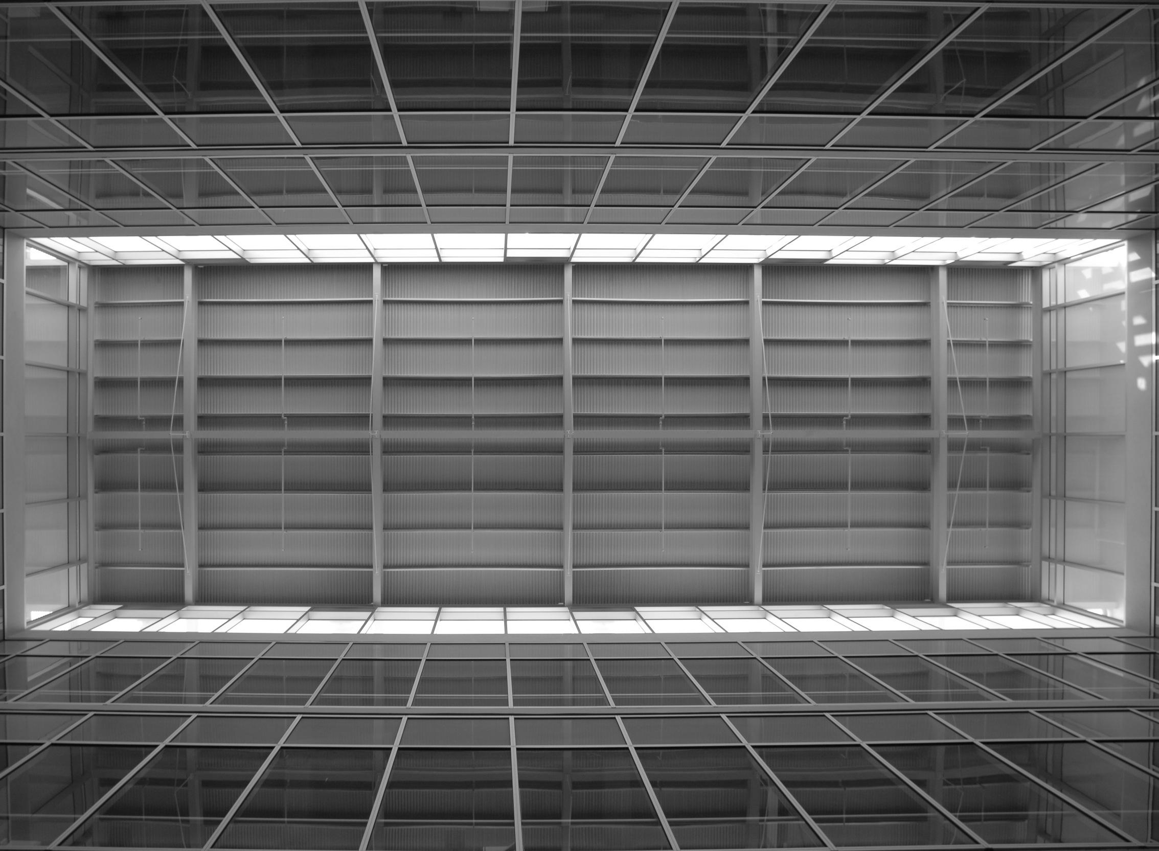 atrium clerestorey