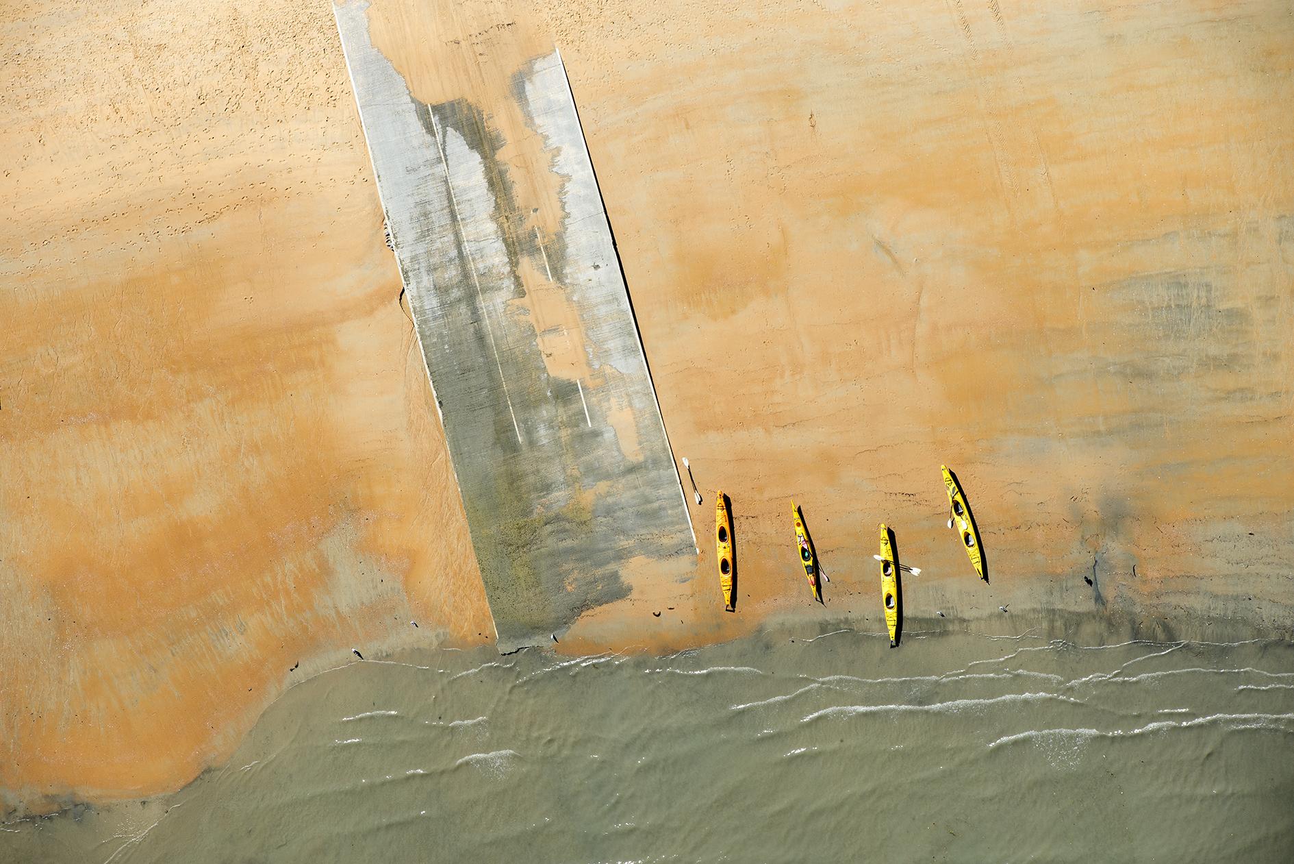 Bernd Uhde . Golden Bay . Neuseeland . 2015 . 100x150cm