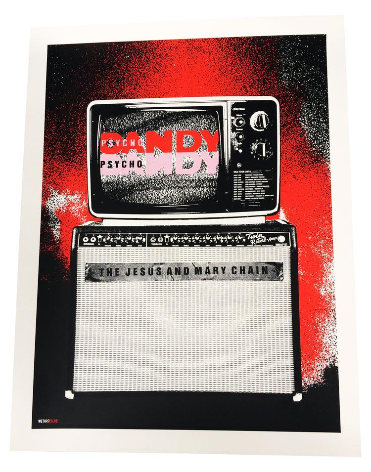 JAMC TV Unsigned Poster Print.jpg