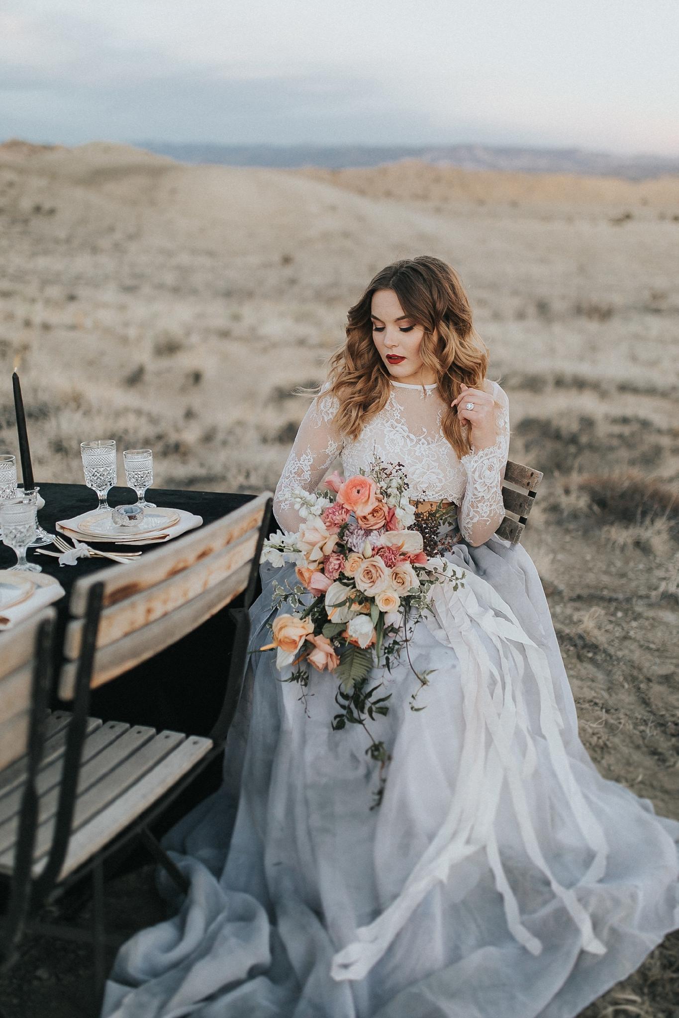 Wedding Inspiration Non Traditional Wedding Gowns Alicia Lucia