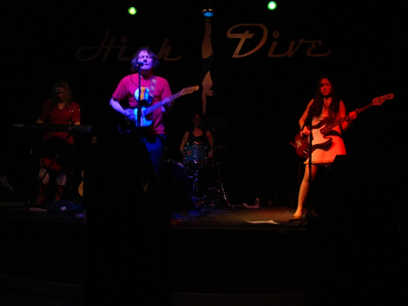 Brides of Obscurity Live at the High Dive in Seattle