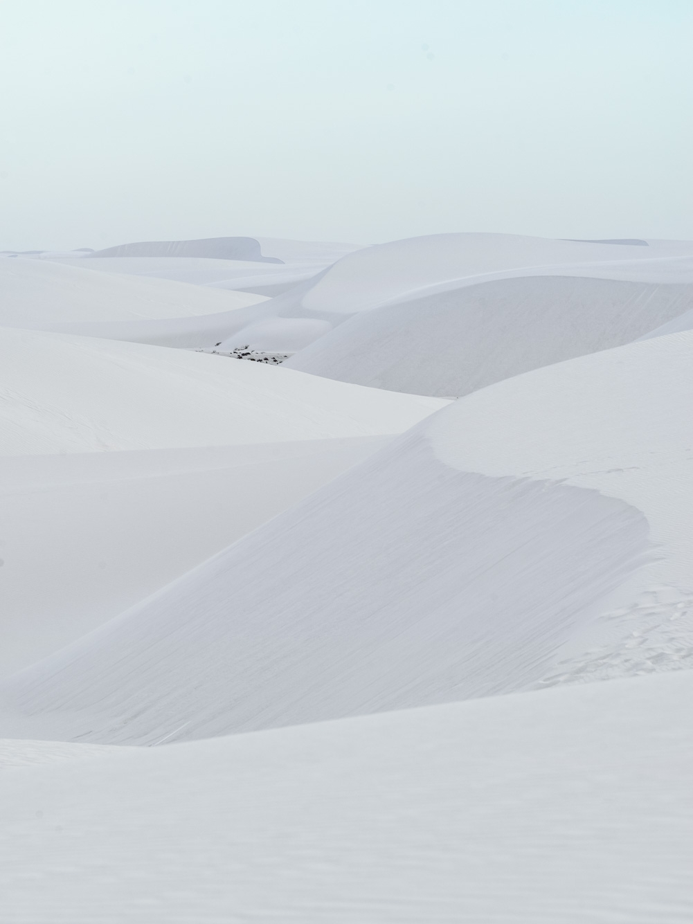 WHITE SANDS  - Personal Project