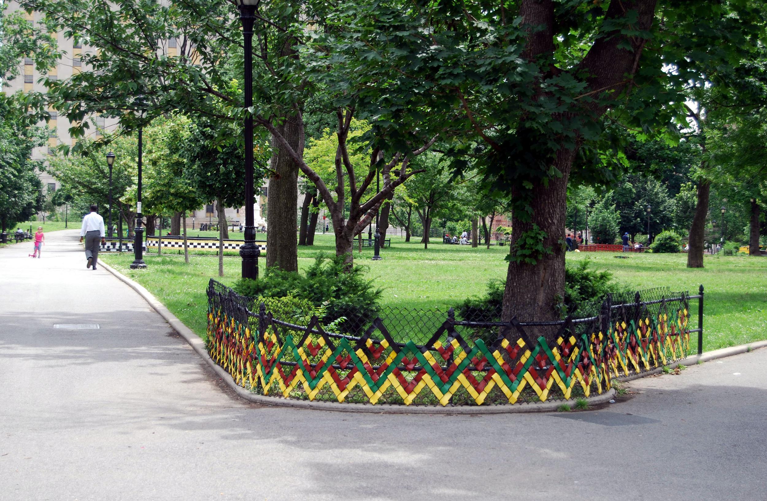 Ornamental Paths