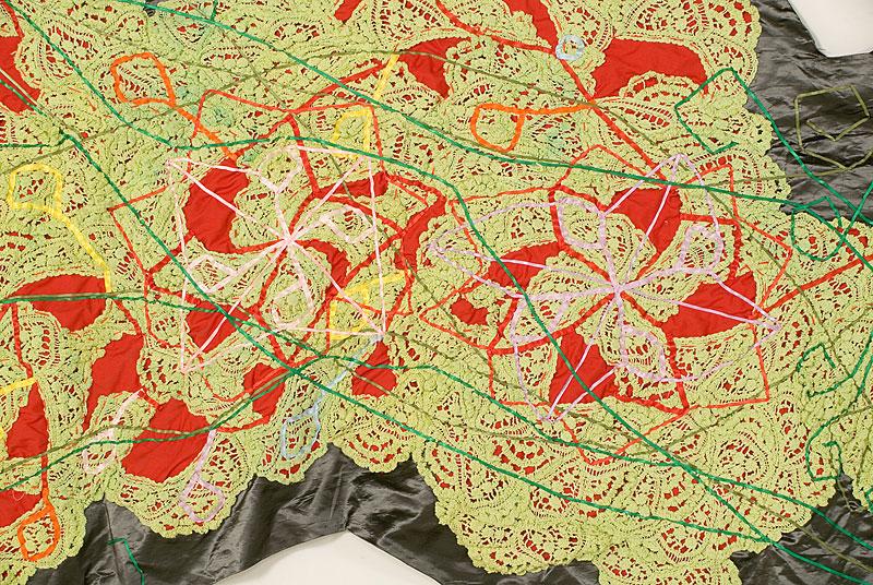 Spiral Garden - detail