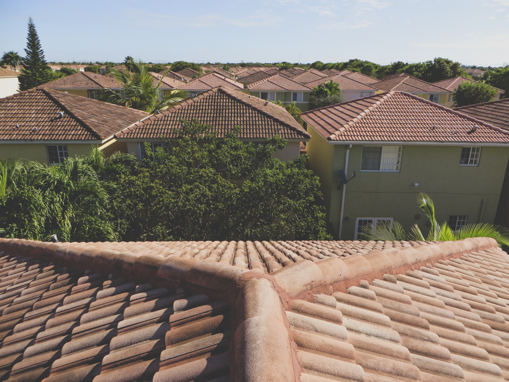 ROOF INSPECTION -