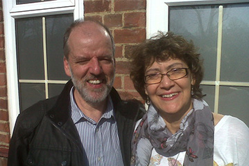 Pastor Harry and Philomena Canning