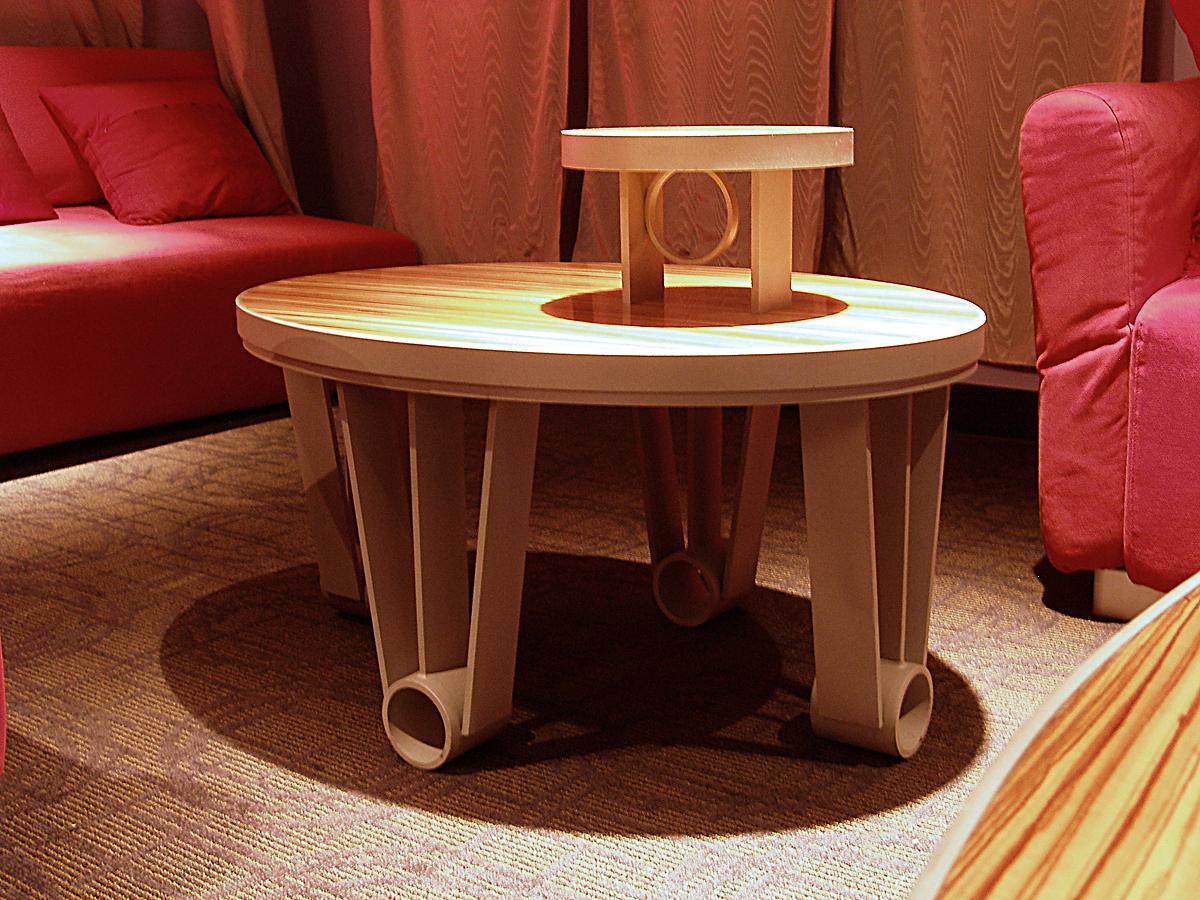 DECO TABLE SMALL - POSH RESTAURANT