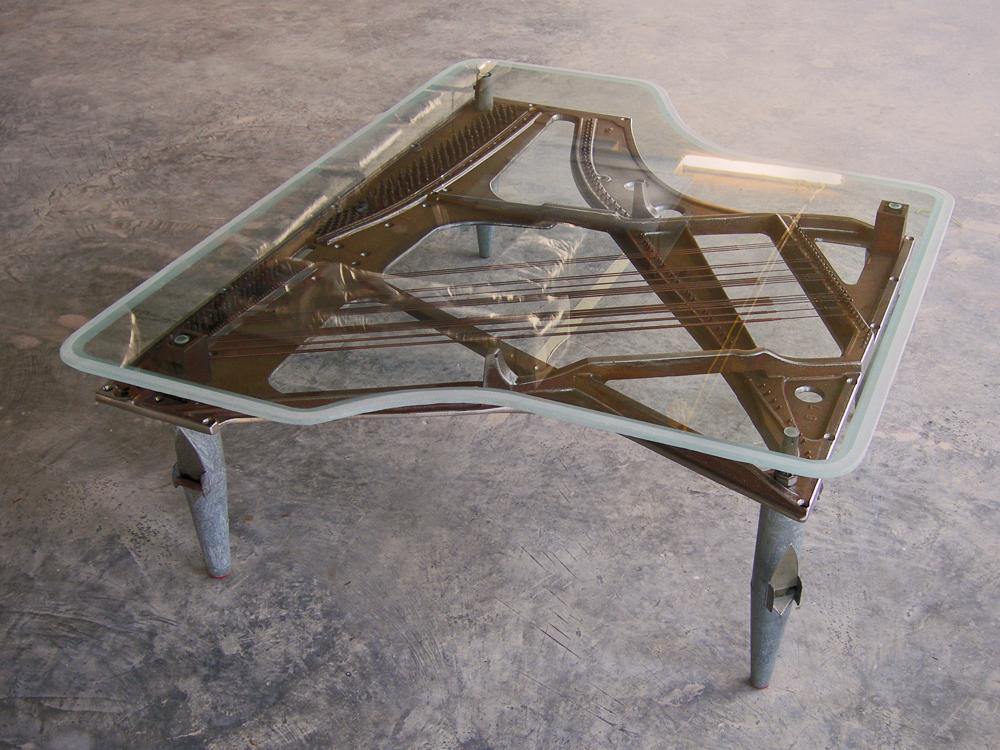 PIANO TABLE - PROTOTYPE