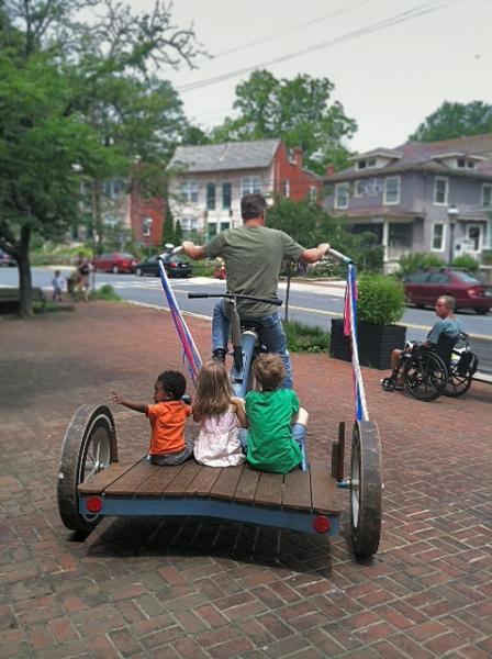 Fun with neighbors