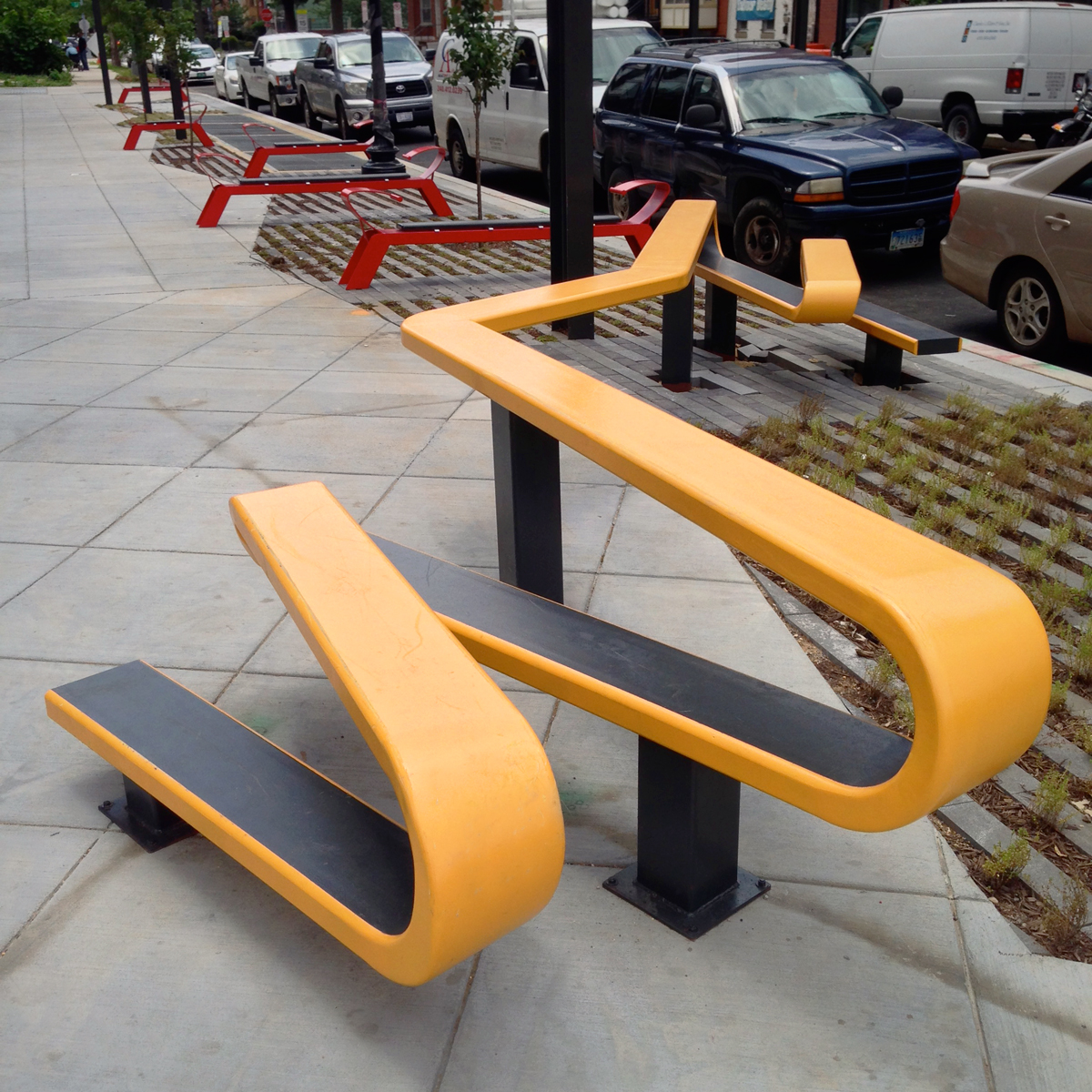 Ribbon Bench - JBG Inc