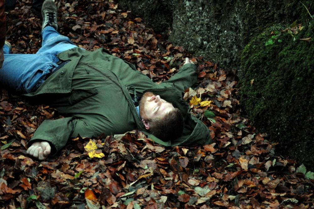 """""""Erntedank"""", Regie: Rainer Kaufmann, Memmingen 2008"""