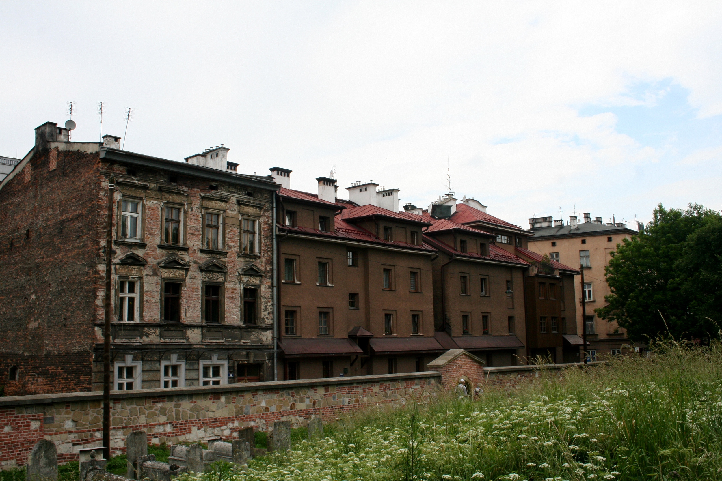 Remuh Cemetery, Krakow