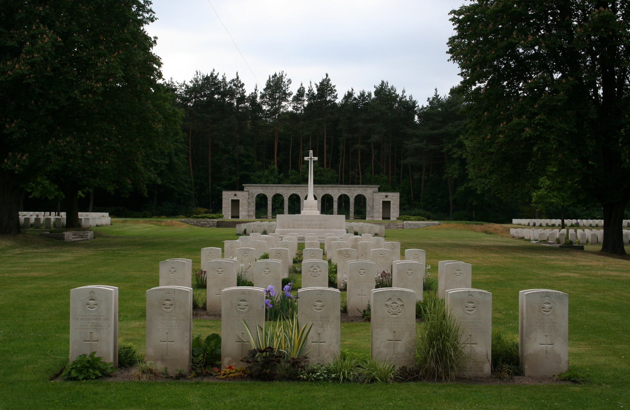 1939 - 1945 Commonwealth War Graves Cemetery, Berlin