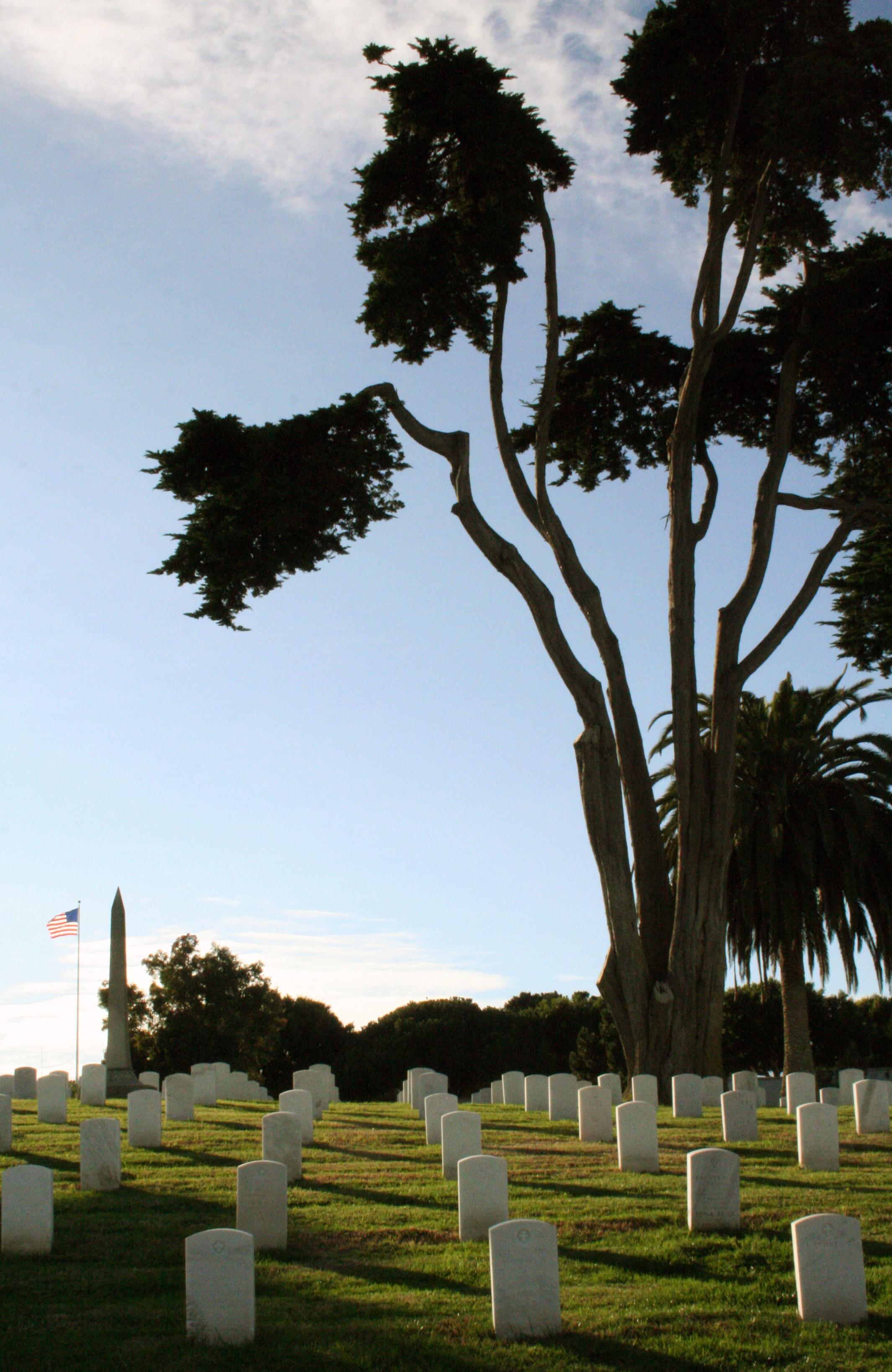Rosecrans Cemetery, San Diego