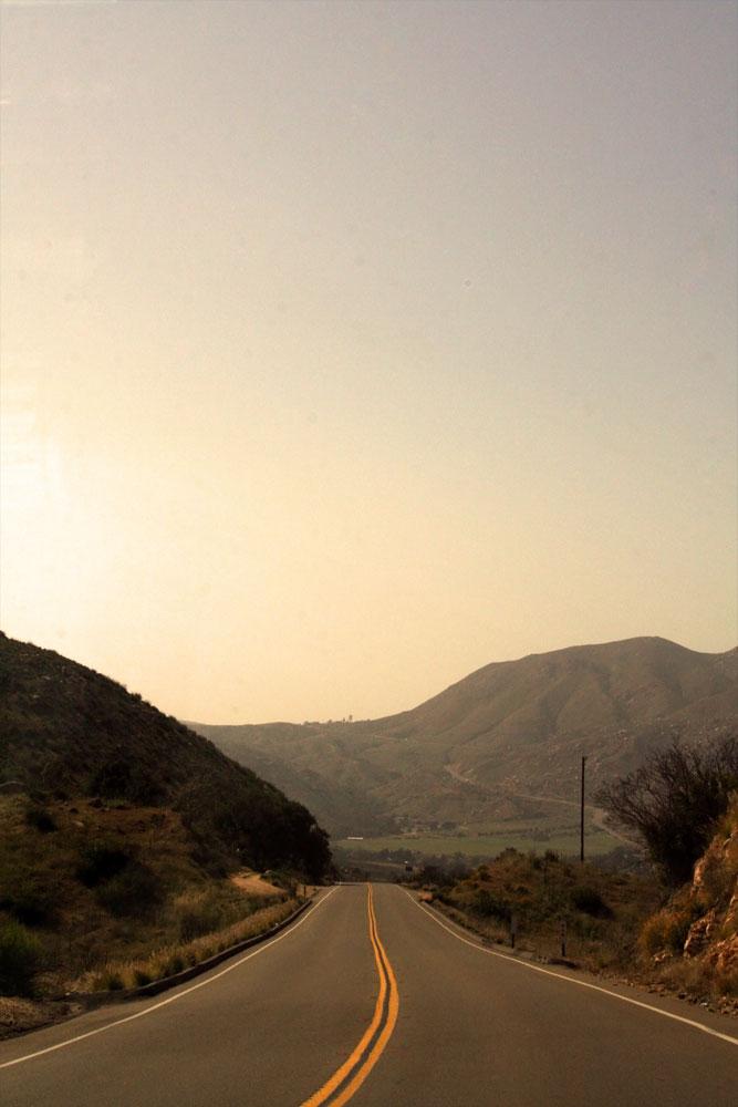 route 94, california