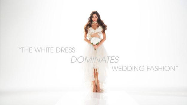 "Buzzfeed ""Wedding Dresses Across Asia"""