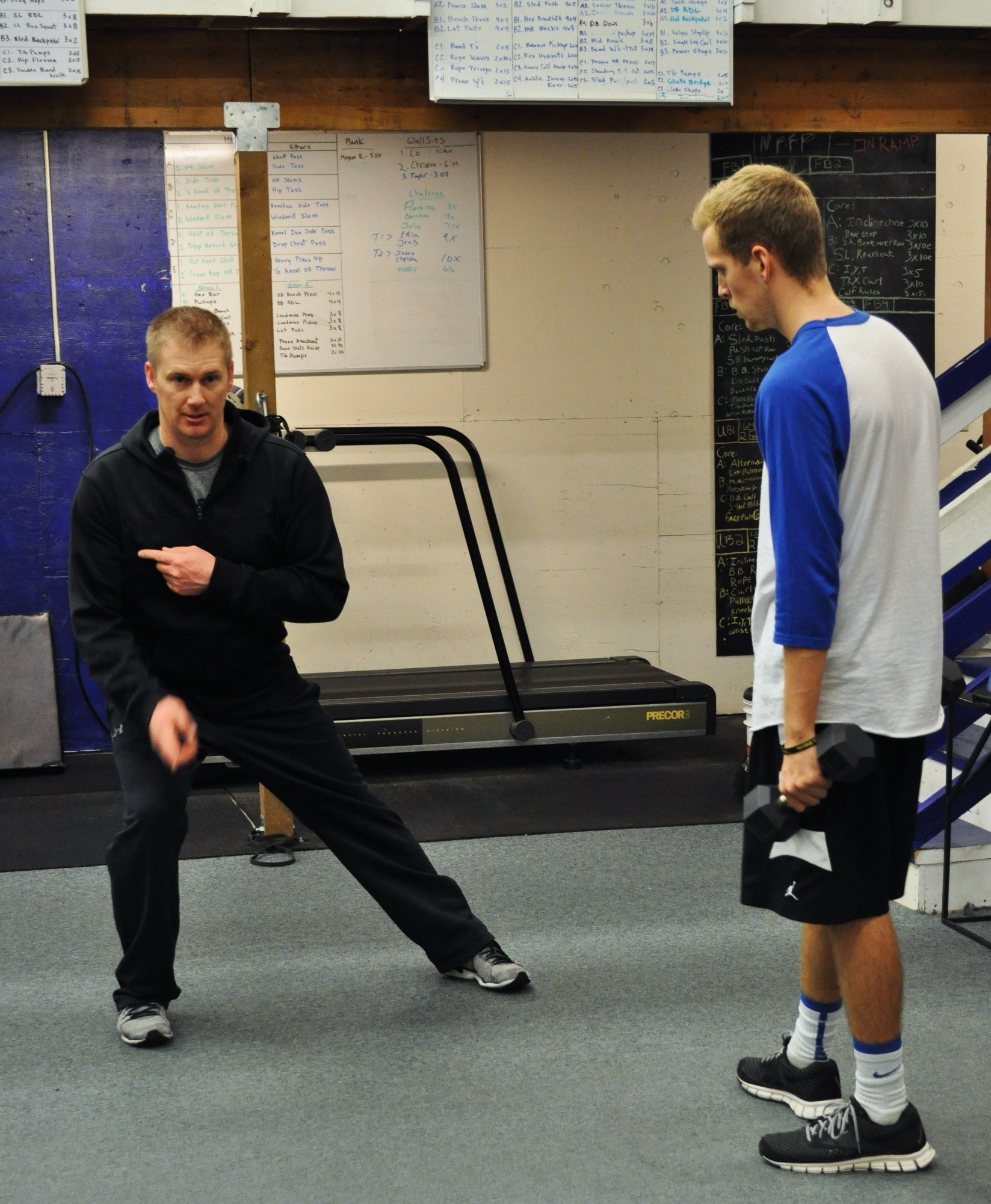 Jeff Millet worksout Students_NorthCore Performance.jpg