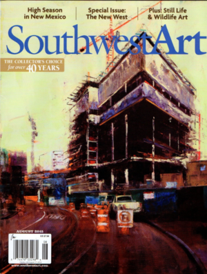 Southwest Art featuring Eccleshall.png