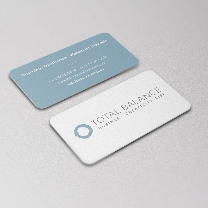 Business Cards - Dreaming of professional? Let's create informative, juicy cards. Luxe or standard. Foiled or glossed. Square or rounded corners. Endless options! These cards will make the perfect first impression.Business Cards: $120 (printing extra)