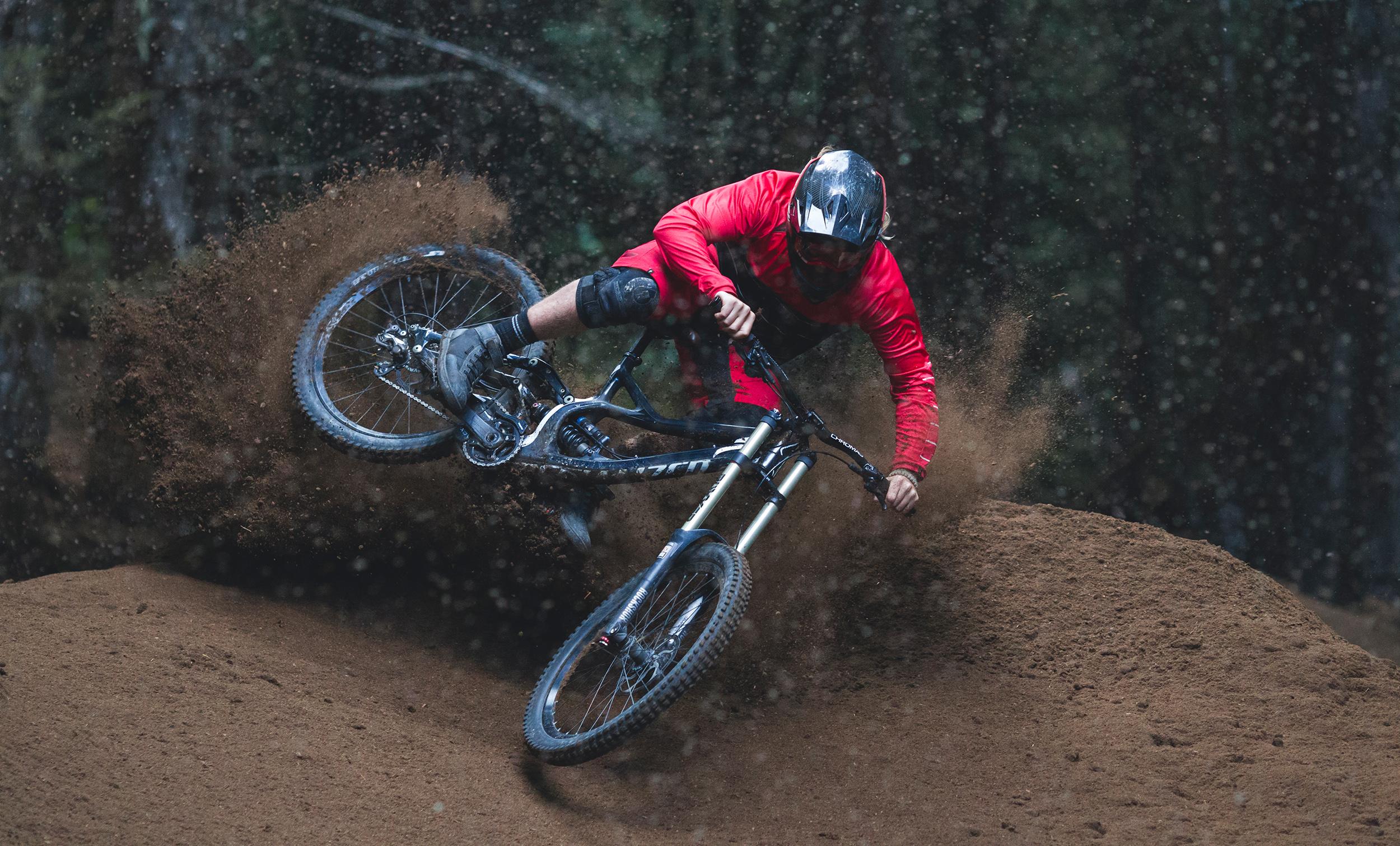 Matty Miles   Whistler Bike Park, BC