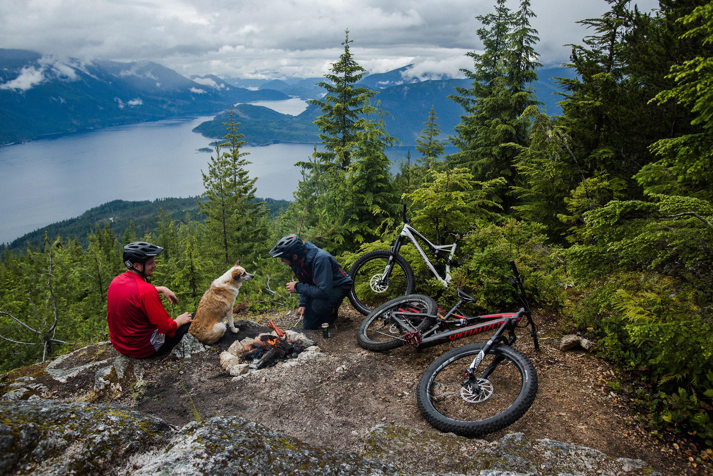 Dylan Dunkerton, Curtis Robinson   Coastal Range, BC