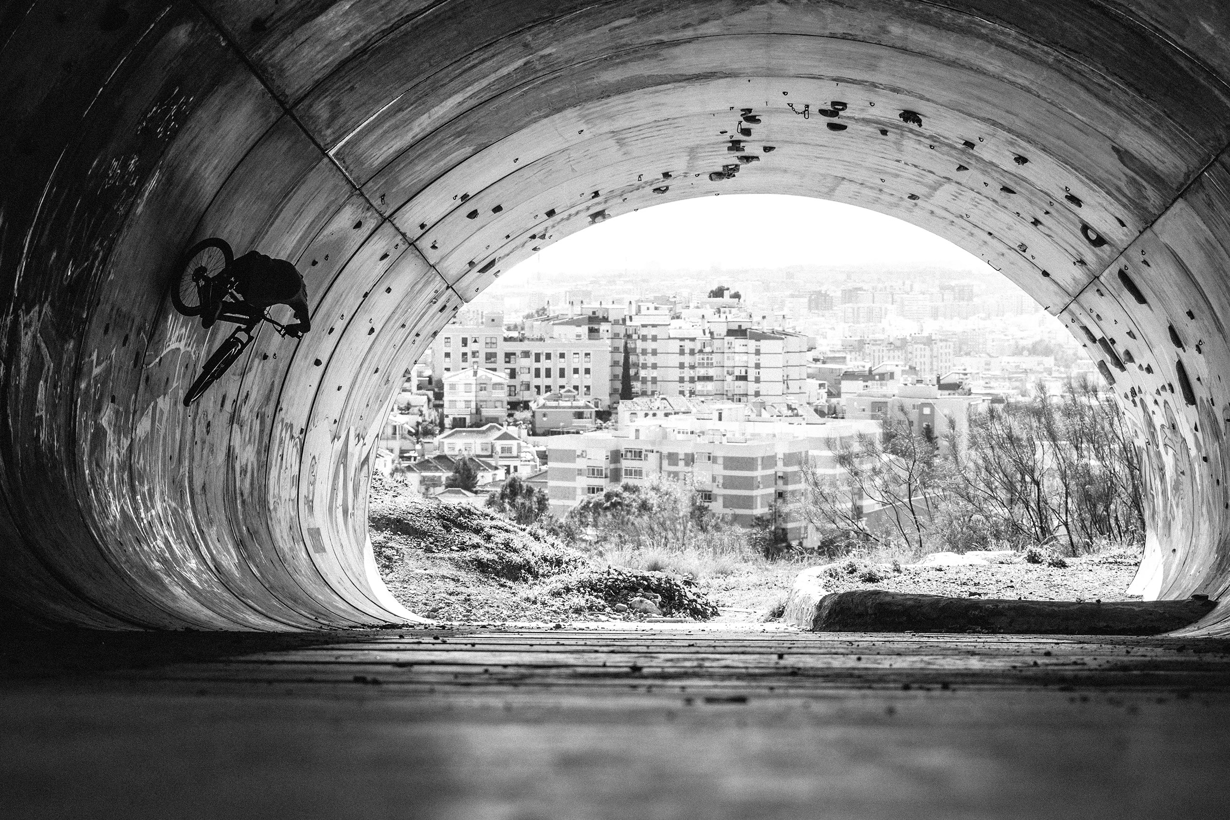 Brett Rheeder   Malaga, Spain