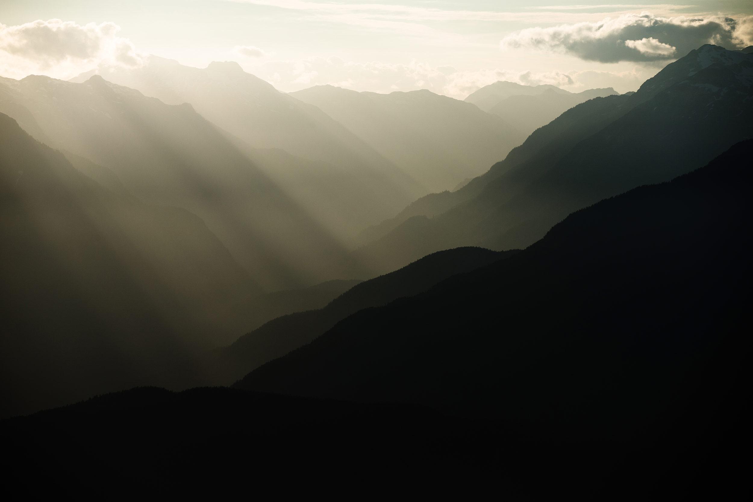 Coastal Range, BC