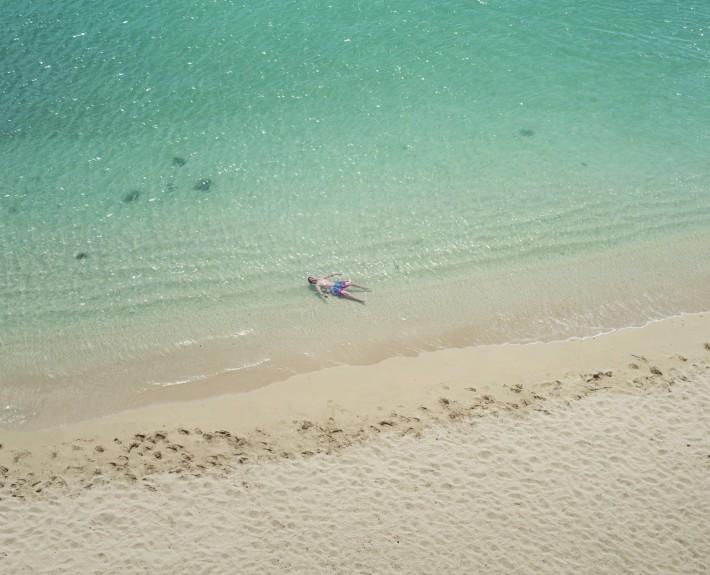 Richard Misrach, On the Beach