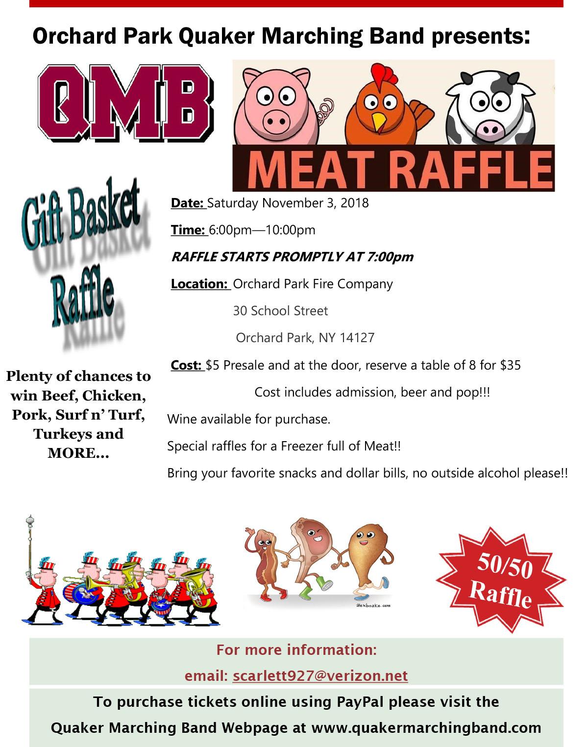 2018 QMB Meat Raffle flyer November.jpg