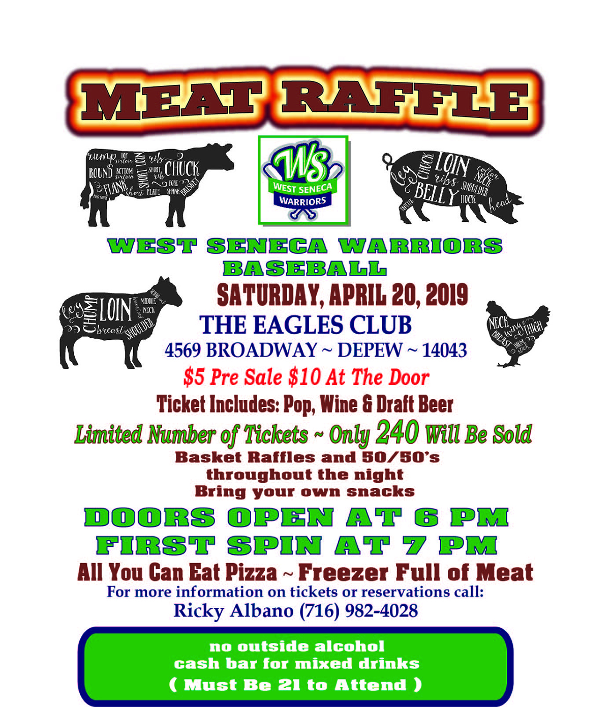 CWI 1501 WS WARRIORS MEAT RAFFLE 1st 4X5 POSTER 2nd PROOF 4-20-19  3-12-18.jpg