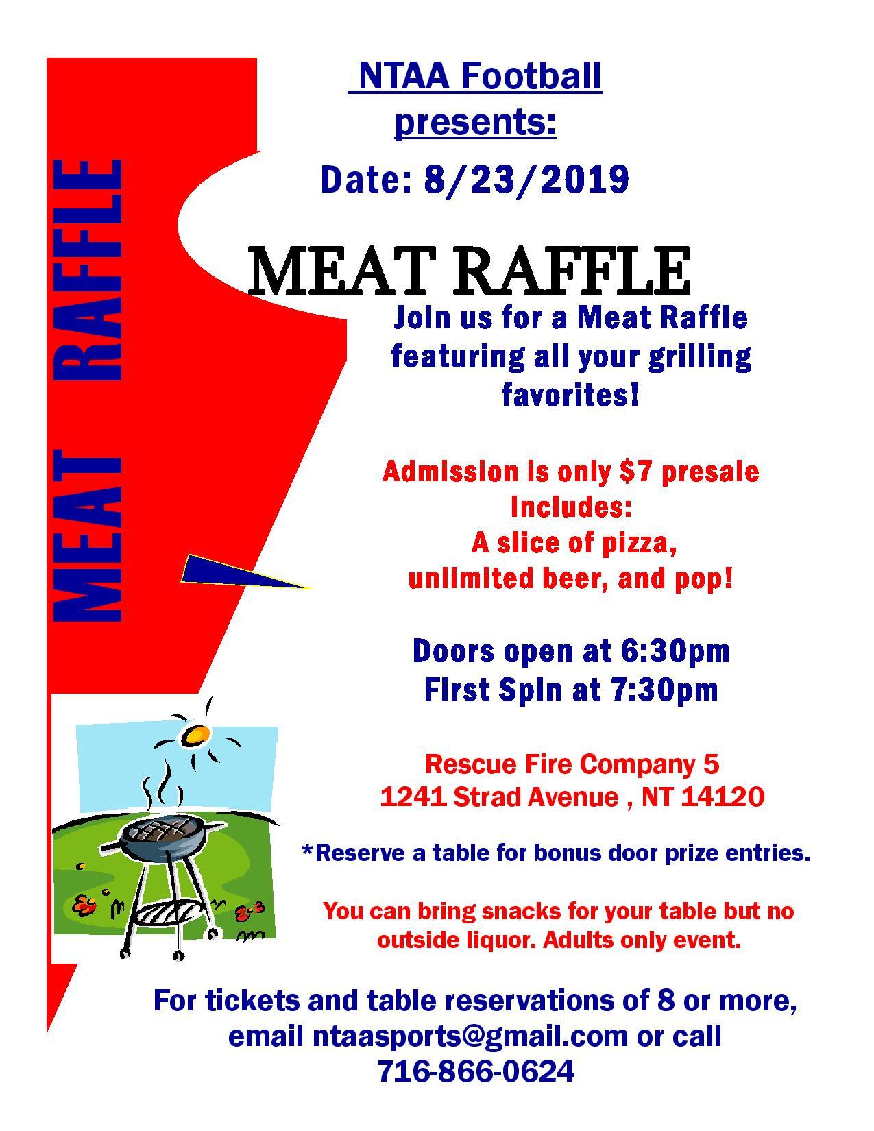 Future Western New York Meat Raffles — WNYMeatRaffles com