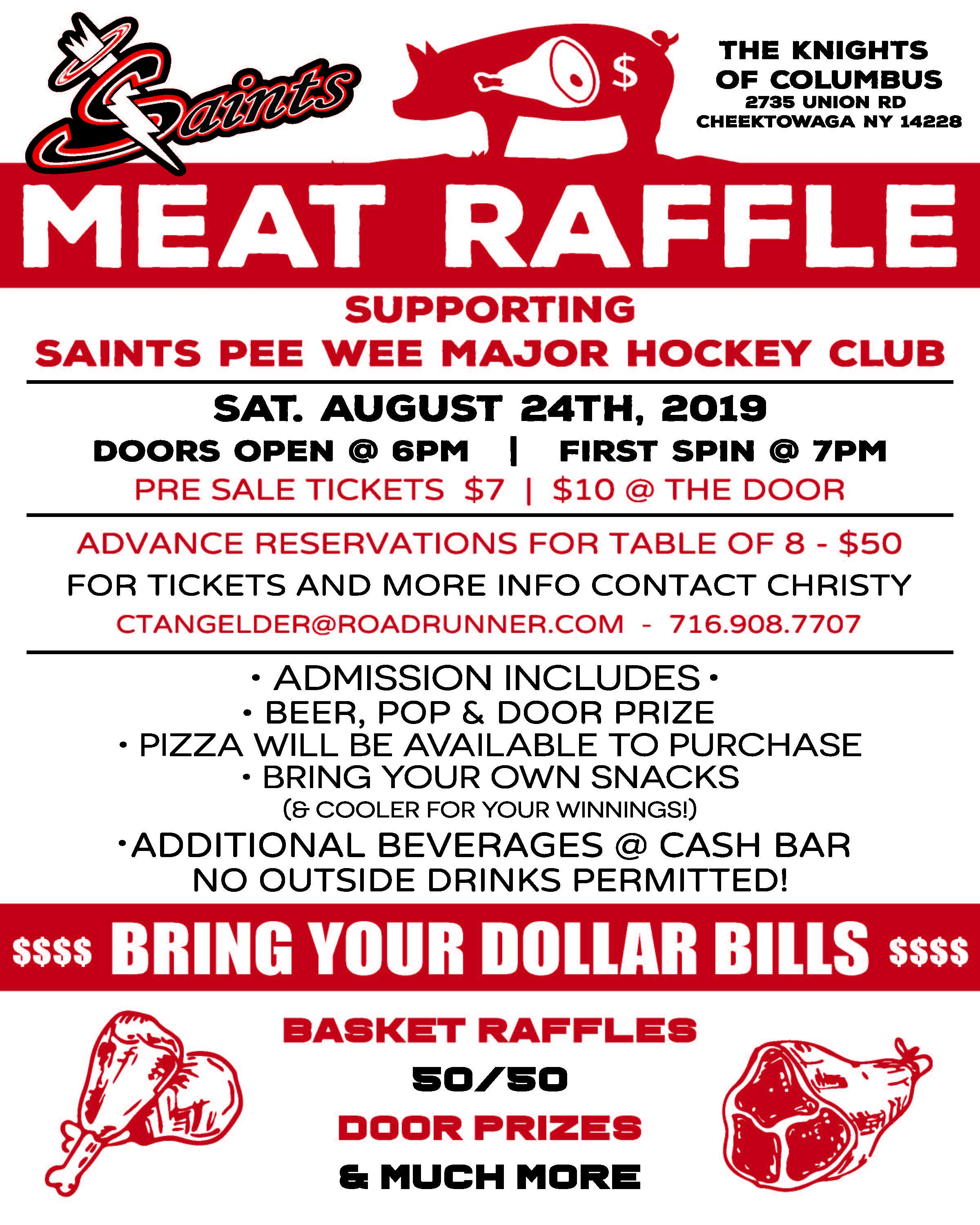 Buffalo Saints Pee Wee Major Meat Raffle Poster.jpg
