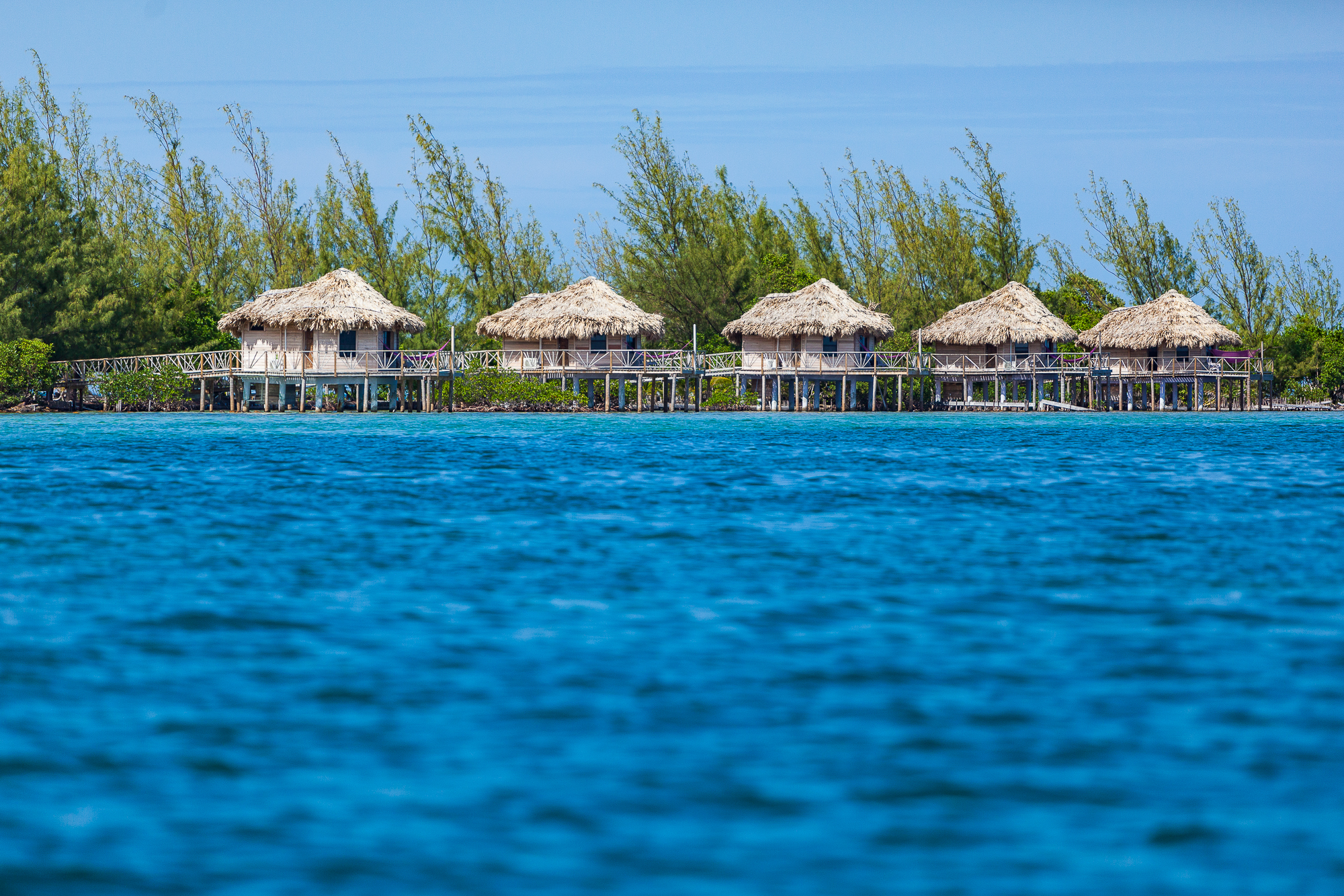 Overwater Bungalows - Taken By Dylan Rose