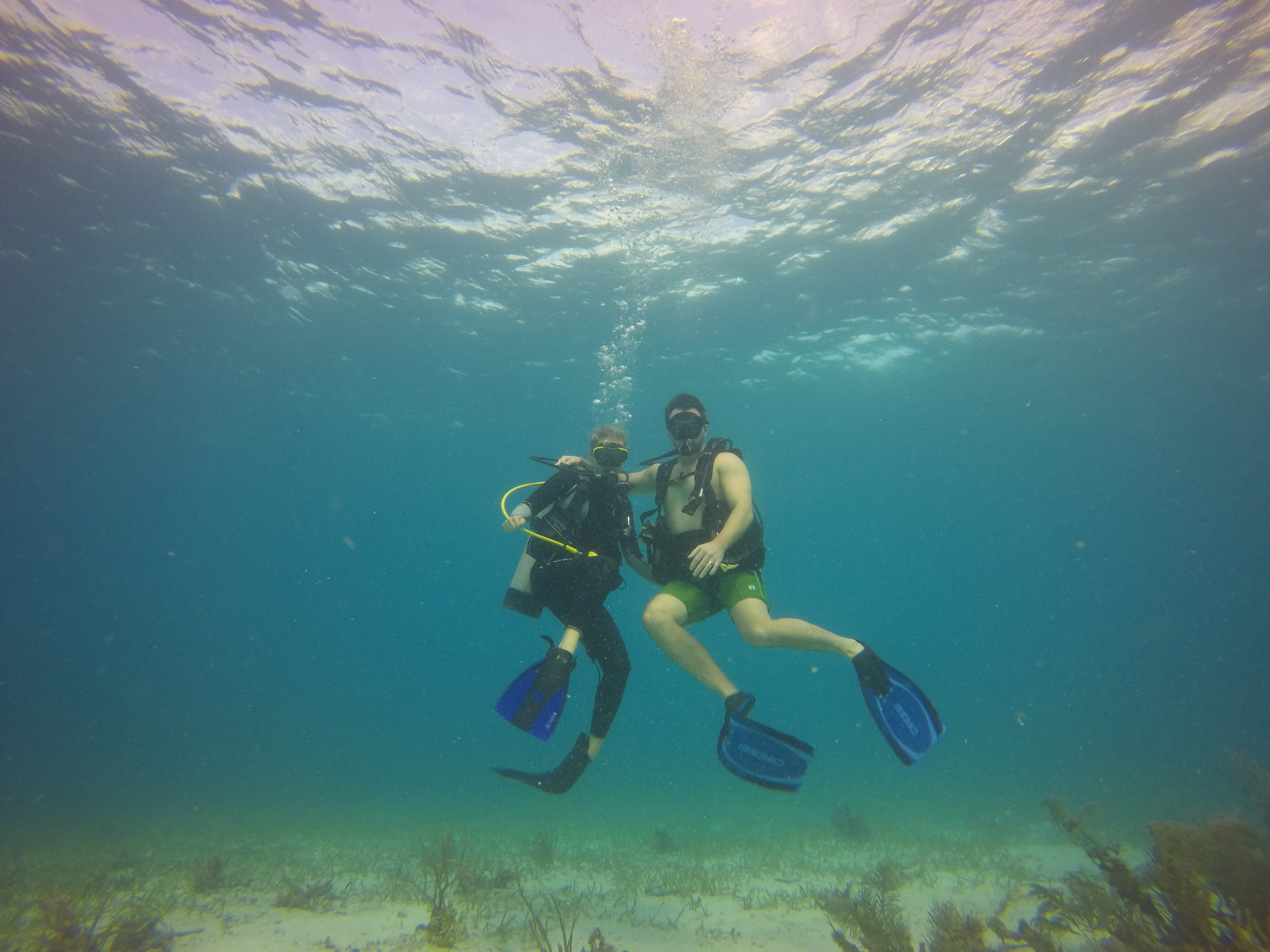 Snorkeling & Scuba Diving In Belize | Thatch Caye Resort