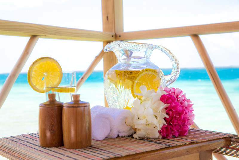 Body Treatments - Enjoy pure relaxation with one of our body treatments. Choose from body scrub, a seaweed body wrap, or a chocolate body wrap. Please inquire for details and reservations.