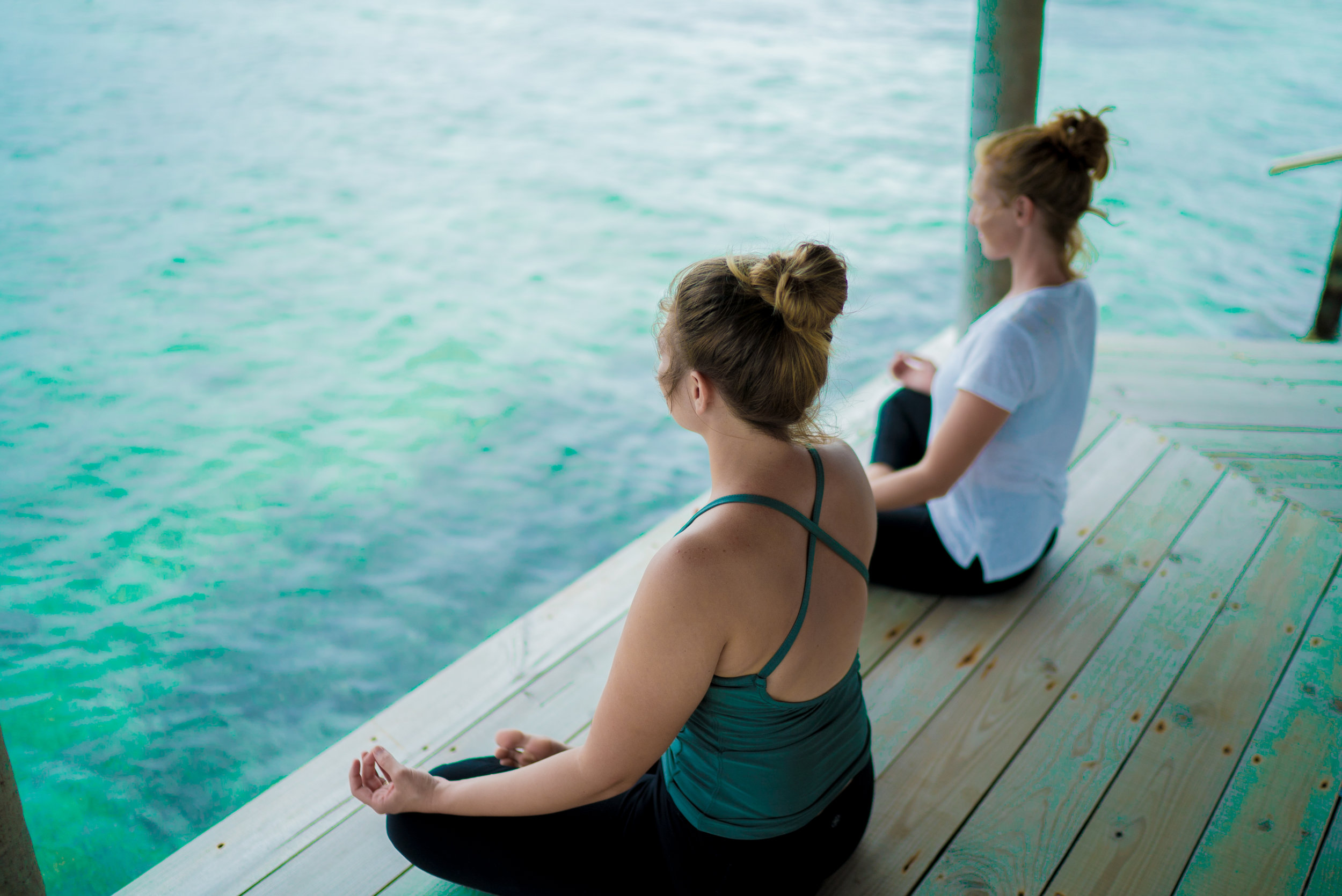YOGA RETREAT - DIVE WITHIN