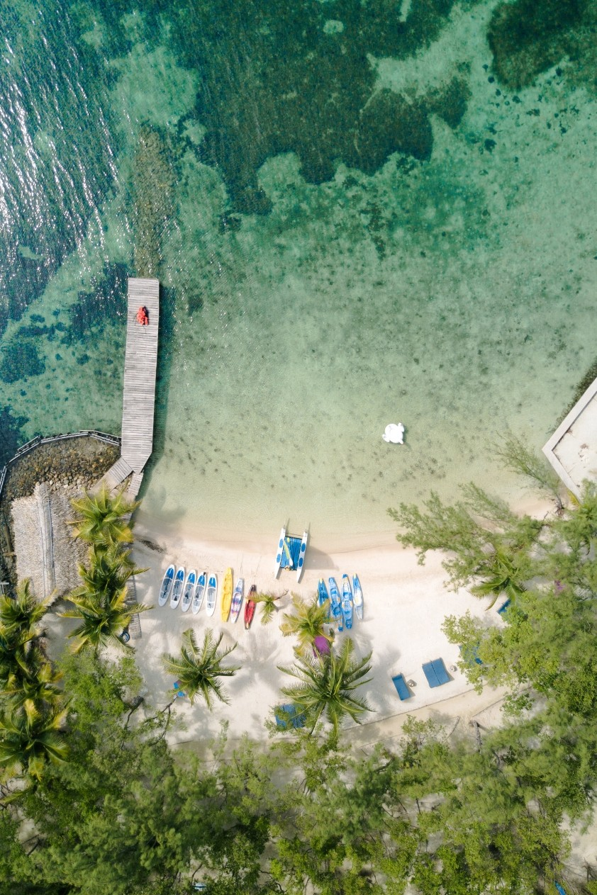 Island Activities -