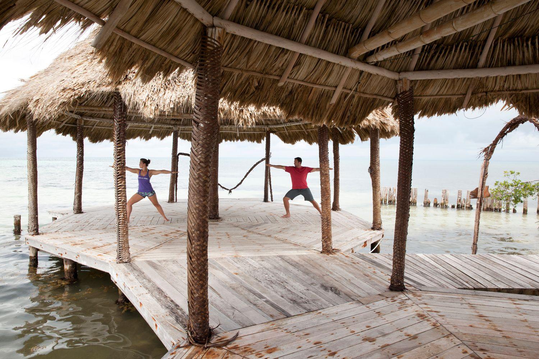 Copy of Caribbean Island Yoga Retreat
